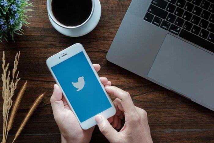 la guerra a Twitter