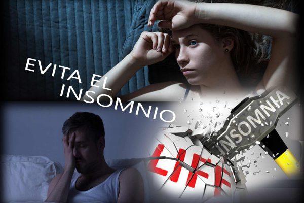 Evita el insomnio con una buena higiene del sueño