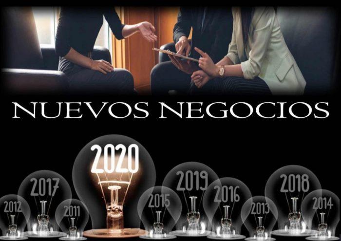 Nuevos negocios que revolucionan el mercado mundial en 2020