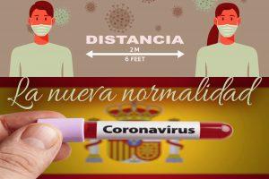 España vivirá la «nueva normalidad» hasta que se encuentre la vacuna para el COVID-19
