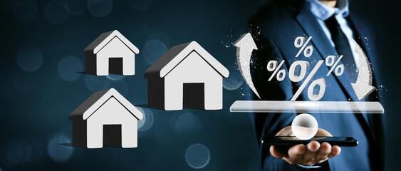 Caen precios interanuales de viviendas Noticias 7