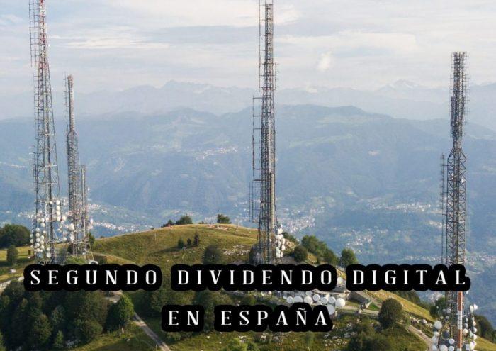 Próximo 31 de octubre se completa el Segundo Dividendo Digital