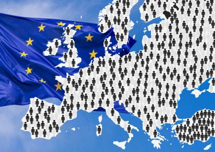 Declive de natalidad en la UE