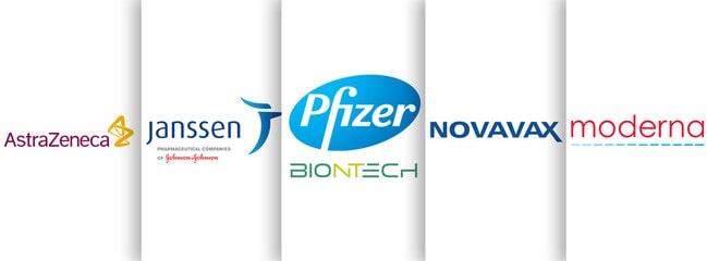 Moderna y Pfizer
